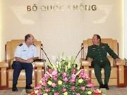 Vietnam - États-Unis : Bon développement de la coopération de défense