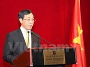 Célébration du 68e anniversaire des relations diplomatiques Vietnam-Chine à Hong Kong
