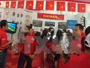 Le Vietnam présente son système d'entrée/de sortie en Indonésie