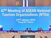 La 47e Conférence des organisations nationales du tourisme de l'ASEAN en Thaïlande