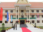 Le Vietnam et le Cambodge renforcent leur coopération en matière de défense