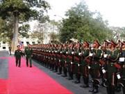 Le Laos et la Russie étendent leur coopération en matière de défense