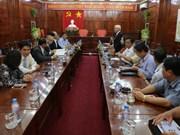 Un groupe japonais souhaite construire une centrale solaire à Binh Phuoc