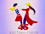 Lancement des célébrations marquant les 45 ans des relations vietnamo-françaises