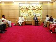 Vietnam – Inde : promouvoir la coopération et les échanges entre deux peuples