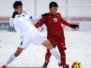 Les médias internationaux admirent le courage de la sélection vietnamienne U23