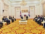 Le Vietnam et le Cambodge renforcent la coopération en matière de sécurité