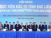 Le PM exhorte Bac Liêu à devenir un centre de l'industrie de crevetticulture