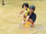 Amélioration des capacités de lutte contre les catastrophes naturelles
