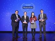 """L'IPO de Vietjet remporte le prix """"Best Vietnam Deal"""""""