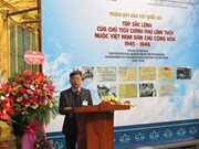 La collection des décrets du Président Hô Chi Minh exposée à Hanoï