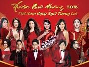 « Printemps au pays natal 2018 » - Le Vietnam s'oriente vers un avenir radieux