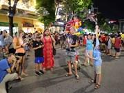 Hanoi n'ouvre pas les rues piétonnes pendant le Têt