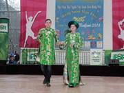 Les Vietnamiens dans différents pays fêtent le Têt du Chien