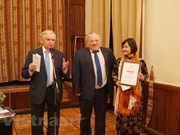 Une traductrice littéraire vietnamienne récompensée par un prix russe
