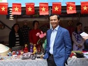 Luong Thanh Nghi qui commercialise les fruits vietnamiens en Australie