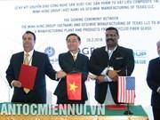 Vietnam et Etats-Unis coopèrent  dans la fabrication de matériaux composites recyclés