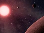Ouverture d'une série de conférences sur les exoplanètes