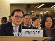 Le Vietnam participe à la 37e session du Conseil des droits de l'homme de l'ONU