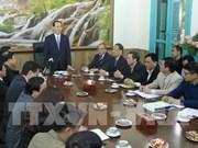 Le chef de l'Etat travaille avec le Comité national de pilotage de la réforme judiciaire