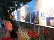 L'exposition «50 +! Le jeu de la grande industrie» à Hanoi