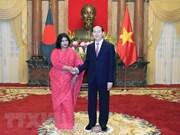 Renforcement des relations de coopération multiforme avec le Bangladesh