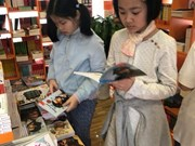 Plus de 80.000 exemplaires vendus lors de la rue des livres du Têt du Chien à Hanoï