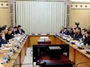 Ho Chi Minh-Ville coopère avec le Japon dans le développement urbain