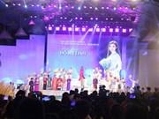 Le Festival de l'áo dài dans toute sa splendeur