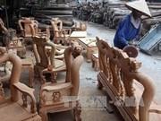 Le Vietnam à la Foire internationale de meubles de Singapour 2018