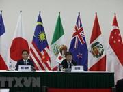 Le ministre de l'Industrie et du Commerce rencontre les ministres japonais, chilien et mexicain