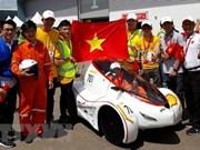 L'équipe LH-EST de l'Université Lac Hông remporte le Shell Eco Marathon Asie 2018