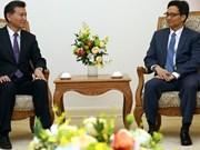 Le Vietnam souhaite recevoir des aides de la FIDE dans le développement des échecs