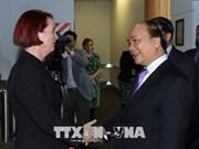Le PM Nguyen Xuan Phuc entamme sa visite officielle en Nouvelle-Zélande