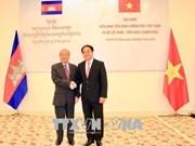 Le Vietnam et le Cambodge élargissent leur coopération dans les affaires religieuses