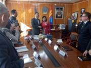 Khövsgöl (Mongolie) souhaite renforcer sa coopération avec le Vietnam