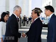 Le Premier ministre Nguyen Xuan Phuc en visite officielle en Australie