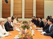 Vietnam-Australie : entretien entre les PM Nguyên Xuân Phuc et Malcolm Turnbull