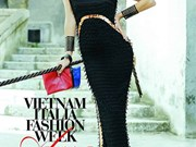 Hanoï accueille la Fashion Week Vietnam-Italie