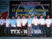 Commémoration de la bataille navale de Gac Ma