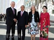 Le Vietnam et l'Australie établissent leur partenariat stratégique