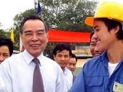 Le décès de l'ancien PM vietnamien Phan Van Khai largement couvert par la presse japonaise