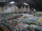 Le gouvernement sud-coréen fait don de 10.000 tonnes de riz au Vietnam