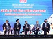 Opportunités de croissance d'affaires de l'économie du Vietnam en 2018