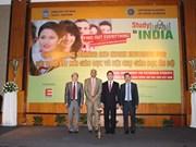 Vietnam et Inde cherchent à coopérer dans l'éducation