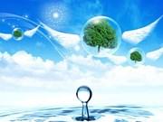 Célébration des Journées mondiales de l'eau et de la météorologie à Hanoi