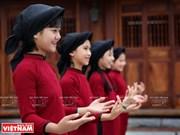 Le Hat xoan, un héritage spécial de l'UNESCO