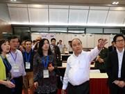 Le Premier ministre Nguyen Xuan Phuc préside l'exercice de GMS-6 et CLV-10