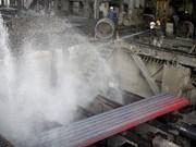 L'Australie n'applique pas de droit antidumping aux bobines d'acier vietnamiennes