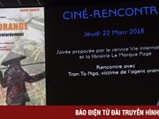 Projection d'un documentaire sur l'agent orange/dioxine